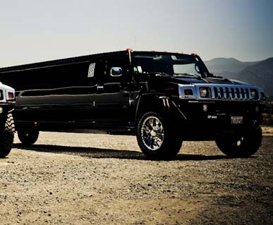 Stretch SUV limo and SUV Capital
