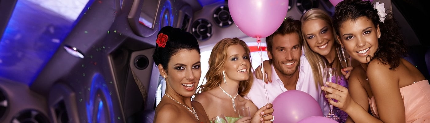Birthday Party - Quinceanera Limos Temecula